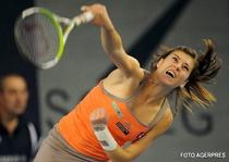 Sorana Cirstea, eliminata la Madrid