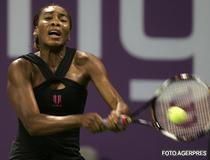 Venus Williams, in finala de la Doha