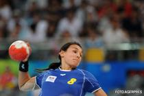 Cristina Neagu, una dintre sperantele Romaniei