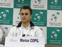 Marius Copil, invingator in Guatemala