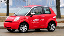 Think City, masina electrica produsa in Norvegia
