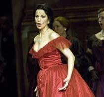 Angela Gheorghiu in Traviata, la Scala