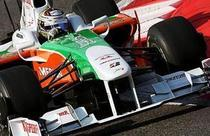 Adrian Sutil, extrem de rapid in Bahrain