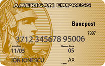 Cardul American Express