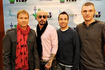 Fotogalerie: Backstreet Boys la Copenhaga - Play to Stop: Europe for Climate