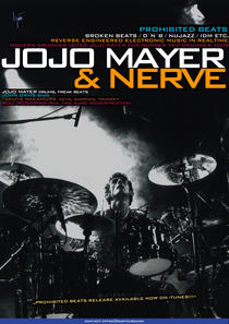 Jojo Mayer and Nerve