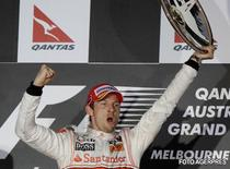 Button, invingator in MP al Australiei