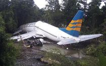 Accident aviatic in Indonezia