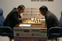 Final pasionant in meciul Topalov - Anand