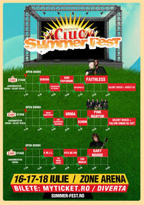 program Ciuc Summer Fest