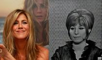 Jennifer Aniston si Barbra Streisand