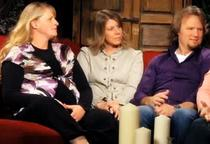 """Protagonistii show-ului """"Sister Wives"""""""