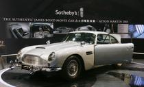 Aston Martin DB5, an de productie 1964