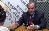 George Friedman in redactia HotNews.ro