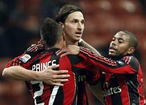 AC Milan, lider in Serie A