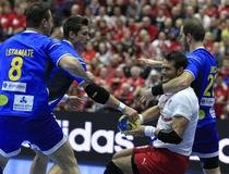 Nationala de handbal, la CM 2011