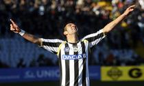 Udinese, victorie mare cu Inter