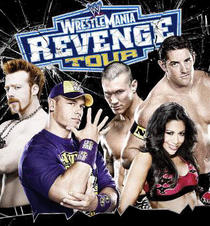 Wrestlemania Revenge Tour