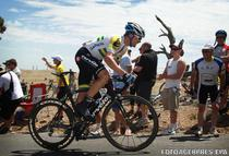 Jack Bobridge, in timpul Tour Down Under