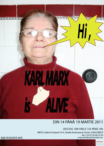 Afis Marx is Alive