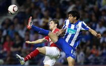 Porto - Spartak in Europa League