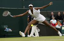 Venus Williams, la Wimbledon 2011