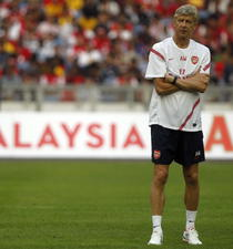 Arsene Wenger, antrenor Arsenal