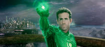 "Imagine din ""Green Lantern"""