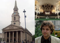 Andrei Licaret & St Martin in the Fields