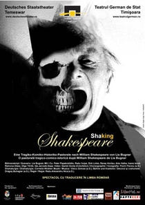 Shaking Shakespeare - afis