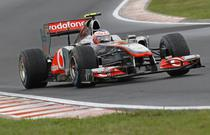 Jenson Button, victorios in Ungaria