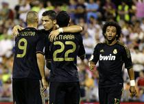 Real Madrid, debut perfect in Primera