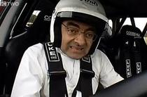Rowan Atkinson, invitat la Top Gear
