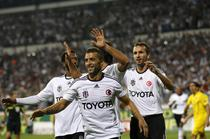Besiktas, victoria serii in Europa League