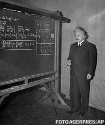 Albert Einstein in 1934