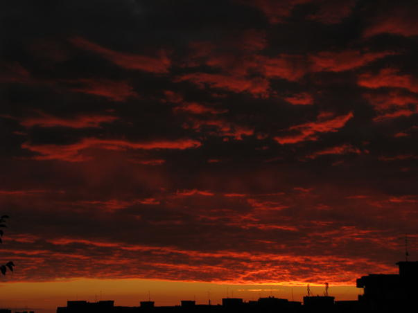 """""Fire in the Sky (2)"