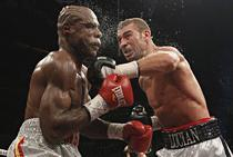 Lucian Bute, superior