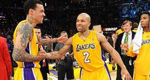 Lakers, victorie cu Dallas