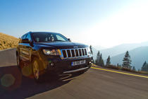 Test Drive Jeep Grand Cherokee