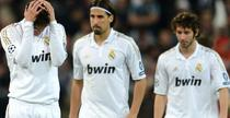 Tristete mare la Real Madrid