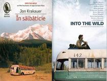 "Coperta ""In salbaticie""/ ""Into the Wild"""