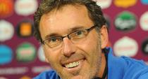 Laurent Blanc, selectioner Franta