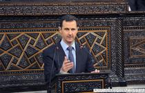 Bashar al-Assad in parlament