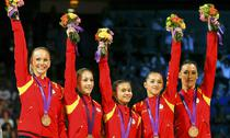 Echipa de gimnastica feminina a Romaniei