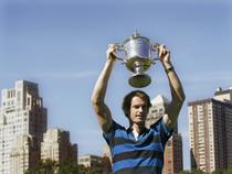 Andy Murray si trofeul de la US Open