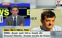 Cristian Sima in direct la Realitatea TV