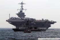 USS George Washington (octombrie 2012)