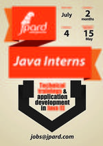 ad jpard java interns 2013_v1