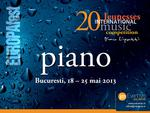 "Jeunesses International Piano Competition ""Dinu Lipatti"""