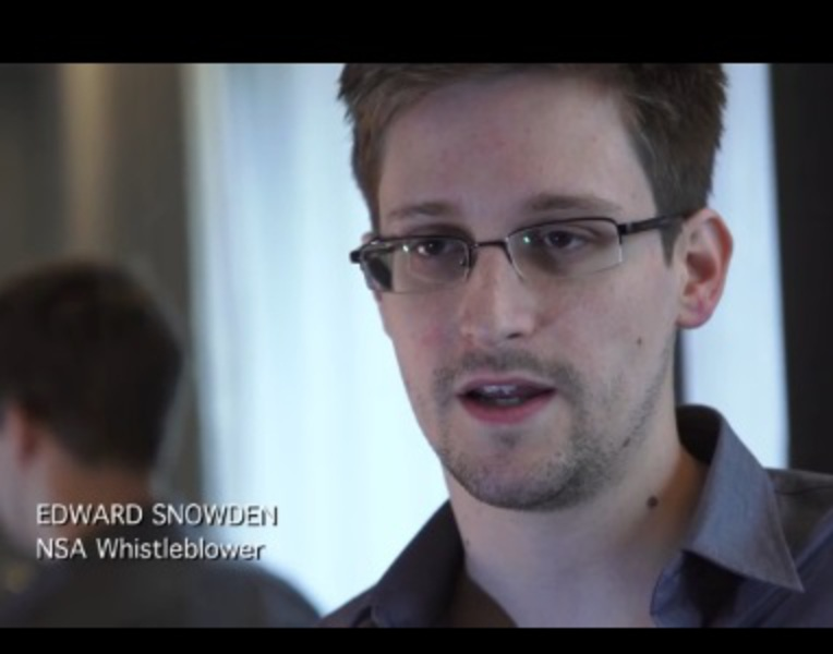 Edward Snowden Remains On The Run From US Authorities